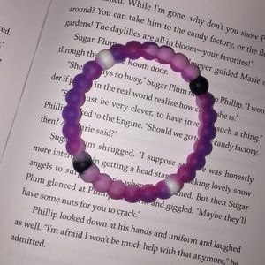 purple ombre lokai!